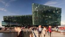 Il Mies van der Rohe Award 2013 alla sala concerti Harpa di Reykjavik