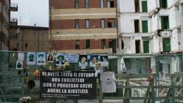 """L'Aquila: """"il terremoto non era imprevedibile"""""""