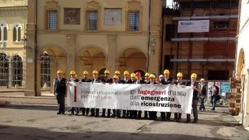 Gli ingegneri italiani in Emilia a un anno dal terremoto