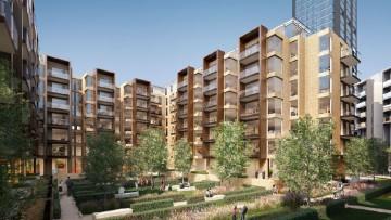 La sfida di Foster + Partners: due torri da 800 abitazioni ma a basso consumo