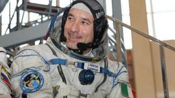 """Per l'ingegnere Luca Parmitano e' tempo di """"Volare"""""""
