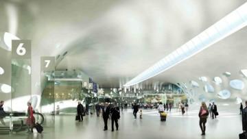 Alta velocita': aprono due nuove stazioni firmate da 'archistar'