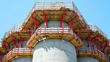 Casseforme su misura per i 'silos' dei record