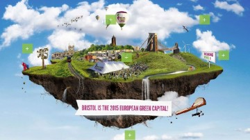 Bristol vince l'European Green Capital Award 2015