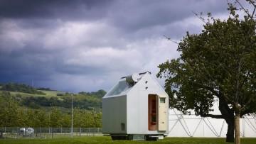 Diogene di Renzo Piano, la 'vita possibile' in 2 metri per 3
