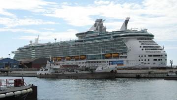 Grandi navi, la proposta Ue per ridurre le emissioni