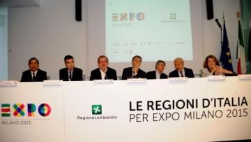 Expo 2015, istituito il tavolo con le Regioni