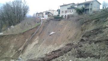 Frane e alluvioni in Campania, gli ingegneri saranno impiegati nei presidi territoriali