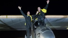 Solar Impulse atterra con successo a New York