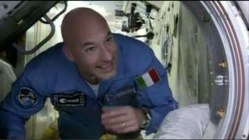 La passeggiata spaziale di Luca Parmitano in diretta streaming