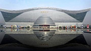 L'edificio piu' grande al mondo e' tre volte il Pentagono