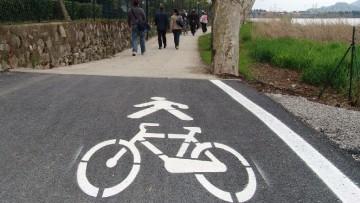 In Abruzzo via alla costruzione della pista ciclopedonale dei record