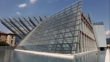 Il Muse, Museo delle Scienze di Trento, verso l'inaugurazione