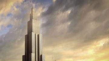 Sky City One: in Cina iniziano i lavori del grattacielo piu' alto del mondo