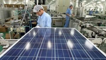 Per i pannelli solari c'e' accordo tra Ue e Cina