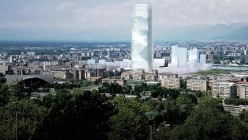 Fuksas e il grattacielo per la Regione Piemonte: ritrovata l'intesa