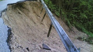 Emilia Romagna, 5 milioni per il dissesto idrogeologico