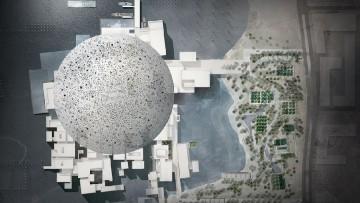 Il Louvre Abu Dhabi di Jean Nouvel