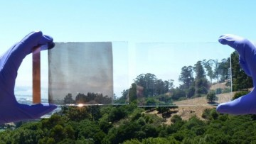 Ecco le finestre intelligenti che controllano luce e calore