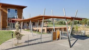 L'eco-scuola progettata insieme ad alunni e insegnanti