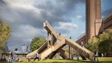 Arup per la Endless Stair del London Design Festival