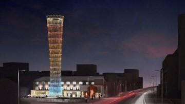La torre 'made in Brescia' in lizza per gli Oscar dell'ingegneria strutturale