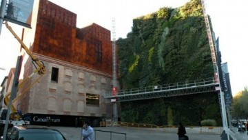 Tecnologie e applicazioni del verde verticale protagoniste a Made expo