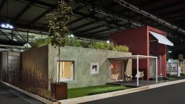 La casa di canapa e calce arriva in Emilia Romagna