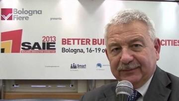 Come sara' il nuovo Saie? A spiegarlo e' Duccio Campagnoli, presidente di Bologna Fiere