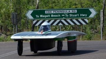 Emilia 3 si piazza decima al World Solar Challenge
