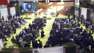 Zambrano al Saie 2013: Semplificazione e Piano citta' passaggi-chiave per la ripresa