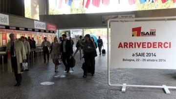 Saie 2013 oltre le aspettative, 80 mila i visitatori a Bologna