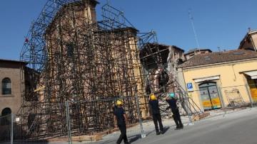 Ricostruzione e patrimonio architettonico, se ne parla a Mirandola