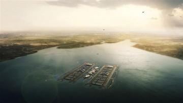 Un aeroporto galleggiante per Londra