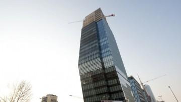 Torre Diamante a Milano, focus sull'edificio con struttura in acciaio piu' alto d'Italia