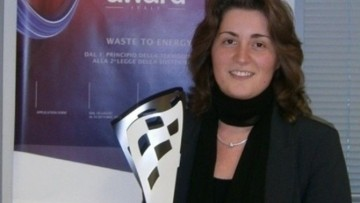 """Waste to biofuels"" e' il progetto vincitore del Premio Italia 2013 ""Waste to Energy"""