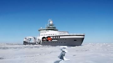 Costruzioni navali, Fincantieri realizzera' una rompighiaccio per la Norvegia