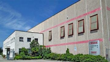 La messa in sicurezza sismica di un capannone a Reggio Emilia