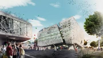 Expo 2015, Italiana Costruzioni Spa realizzera' il Padiglione Italia