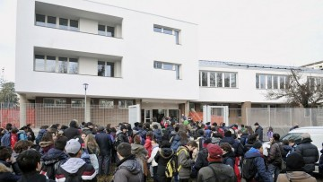 Una scuola ecologica e antisismica per Milano