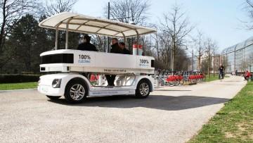 I francesi battono Google: Navia e' la prima auto driverless sul mercato