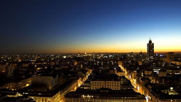 """Sull'inquinamento luminoso, il rapporto 2013 di """"Buiometria partecipativa"""""""