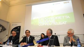 Expo 2015: Eutelsat partner ufficiale per i servizi satellitari