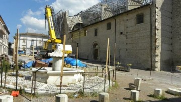 Ricostruzione de L'Aquila: gli ingegneri lanciano l'allarme