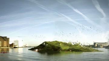 Copenhagen 'ritorna' alle isole artificiali