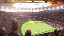 Uno stadio multicolore per Rogers Stirk Harbour + Partners