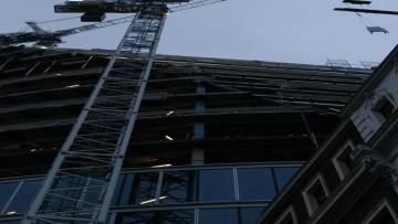 Per le costruzioni la crisi rimane drammatica