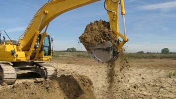 Macchine per costruzioni, calo del 18% rispetto al 2012
