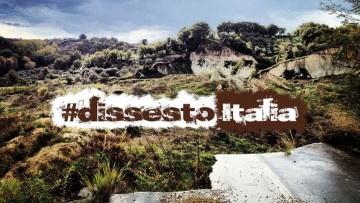 #DissestoItalia, l'inchiesta on line sul dissesto idrogeologico