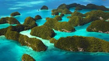 Il satellite italiano per lo stato di Palau